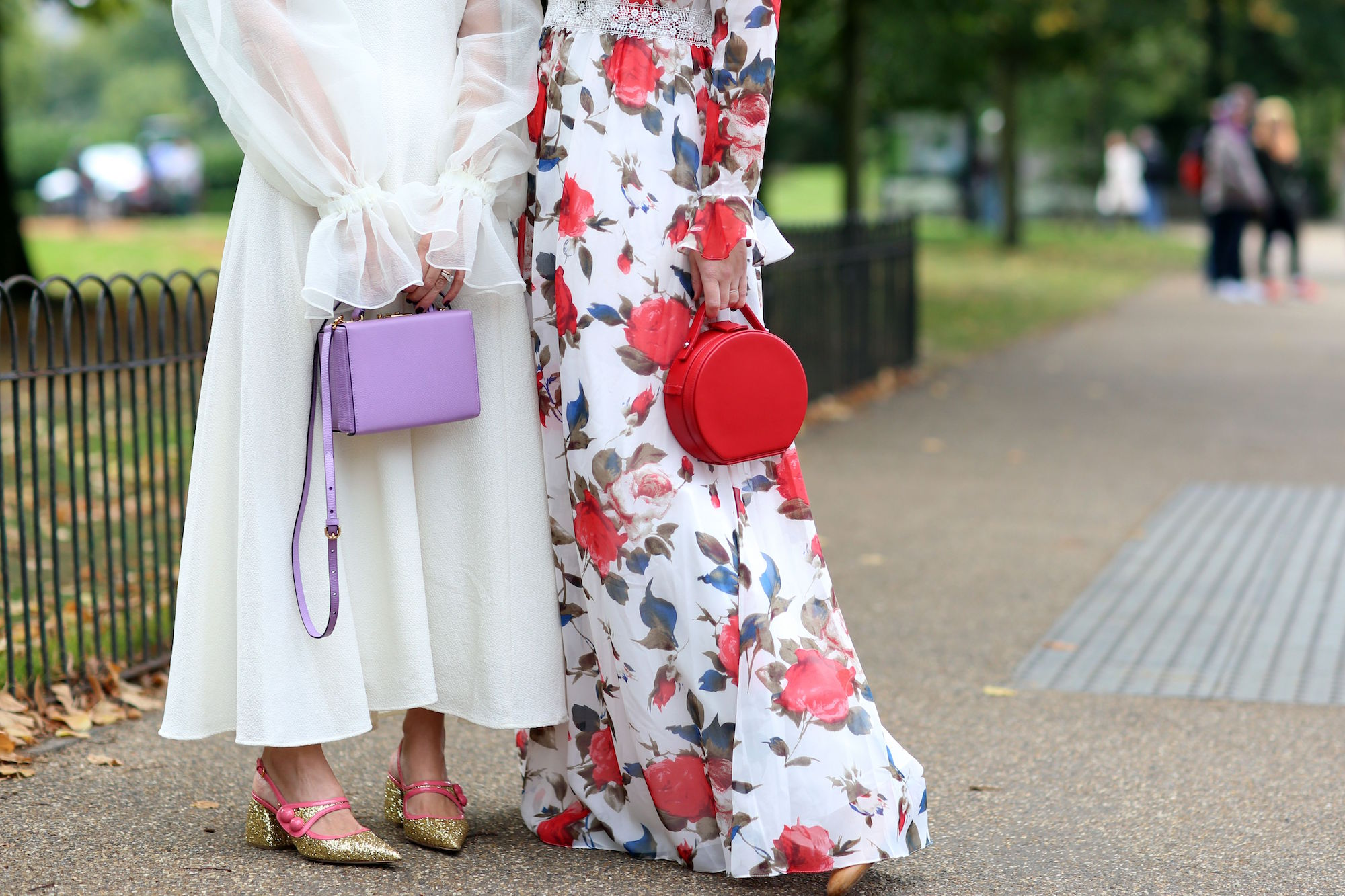 The Prettiest Ways to Wear Floral Print