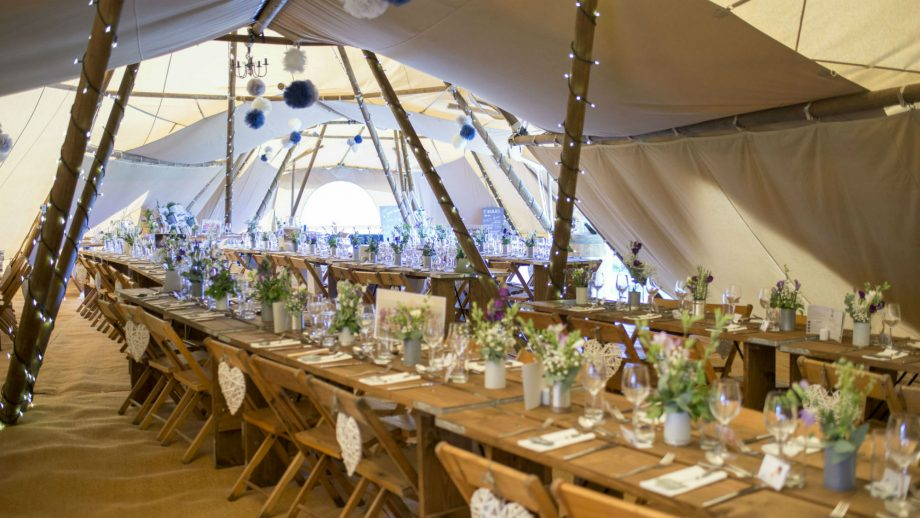 Marquee Decoration Ideas To Make Your Wedding More Stylish