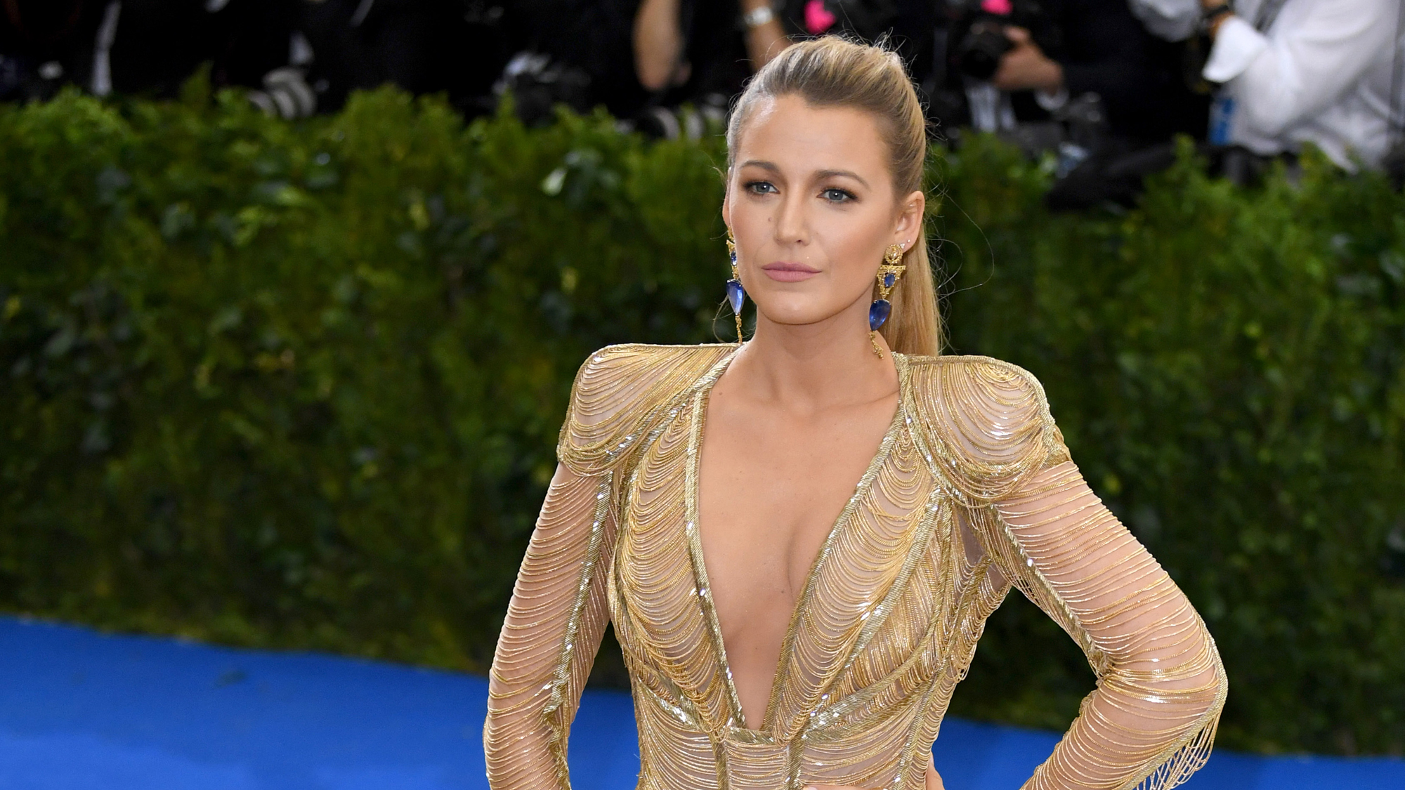 This Is What Blake Lively Is Wearing To The Met Gala 2018