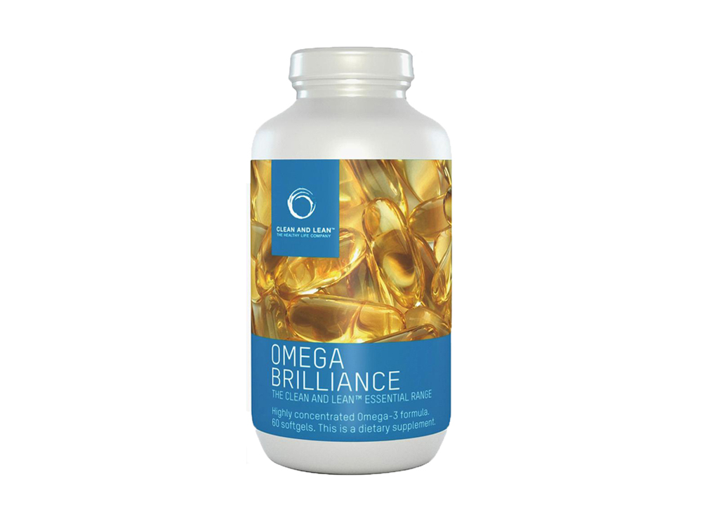 skin supplements for clear skin Bodyism Omega Brilliance
