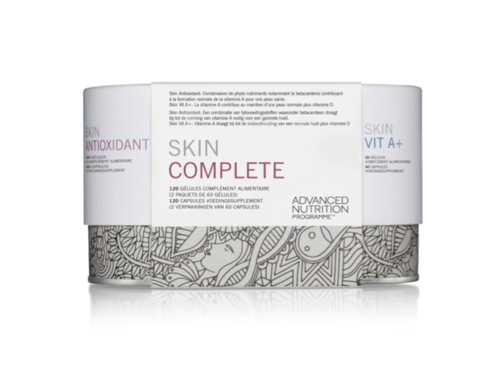skin supplements Advanced Nutrition Programme
