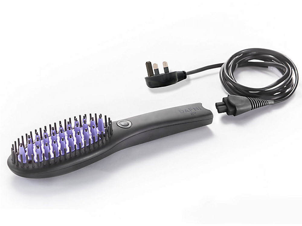 Best Hair Straighteners DAFNI Go Straight Brush
