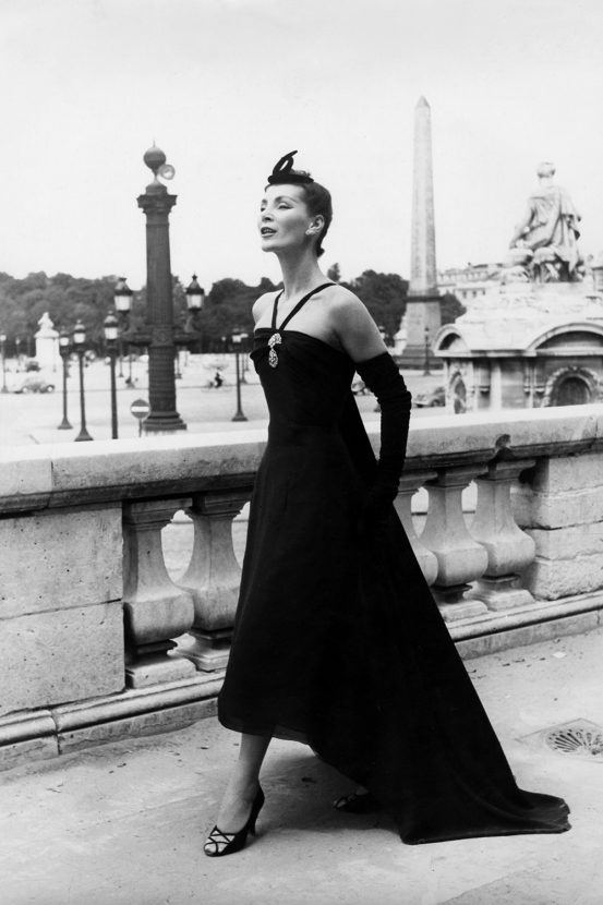 73156a96ea7 History Of The Little Black Dress From Coco Chanel To Audrey Hepburn