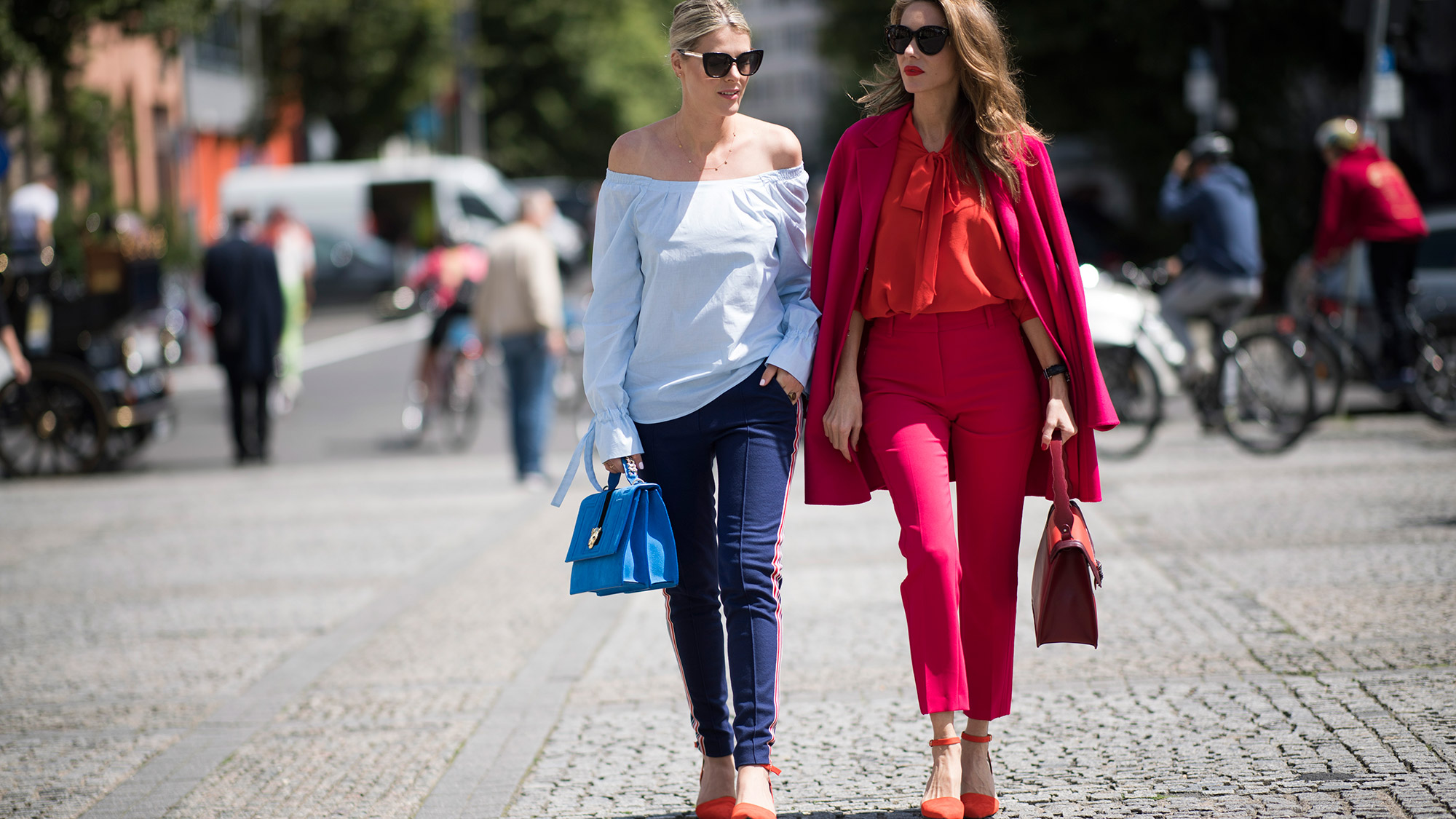 This Is How To Dress Like A German Woman Street Style