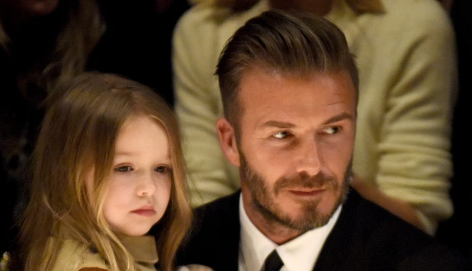Harper Beckham ranked as more 'socially powerful' than Harry and Meghan