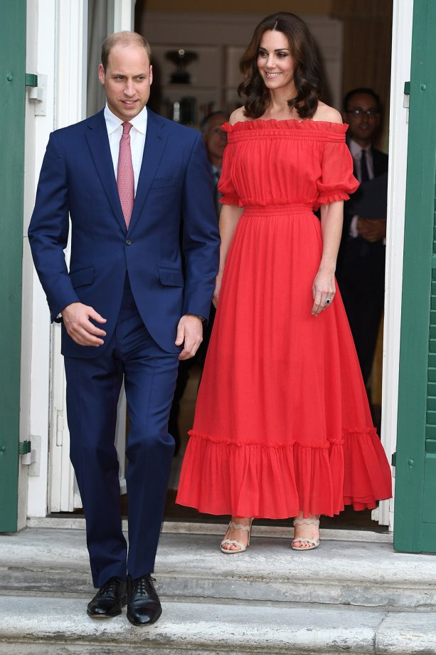 bfa8bbf44cbb3 Kate Middleton Dress Style  From THAT Naked Dress To McQueen