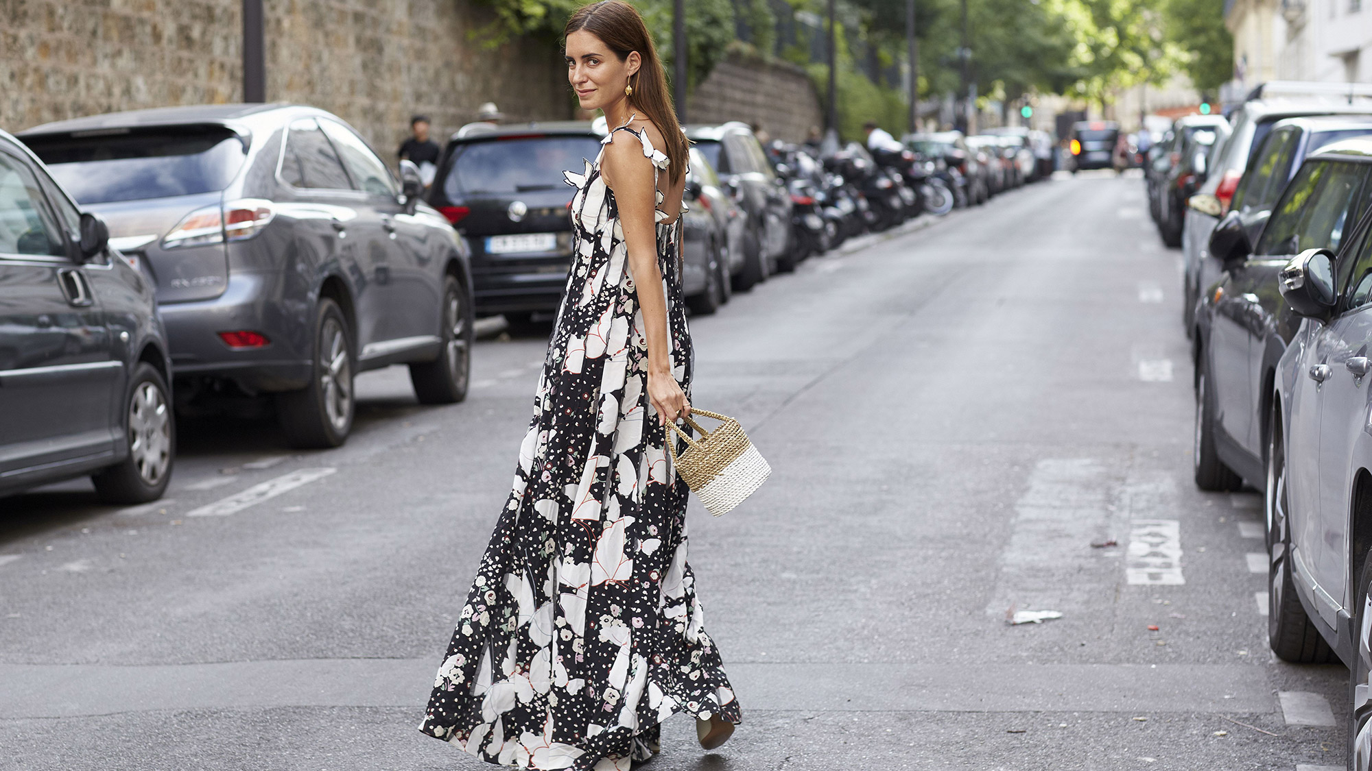 This season's prettiest maxi dresses to fall in love with