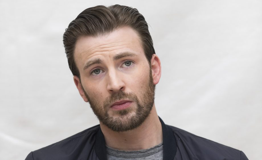 Chris Evans On Twitter Really Worried A Few People