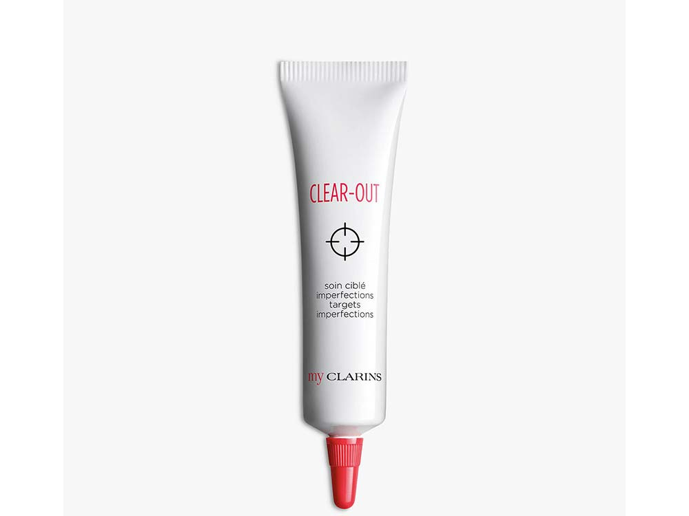 best acne treatments clarins