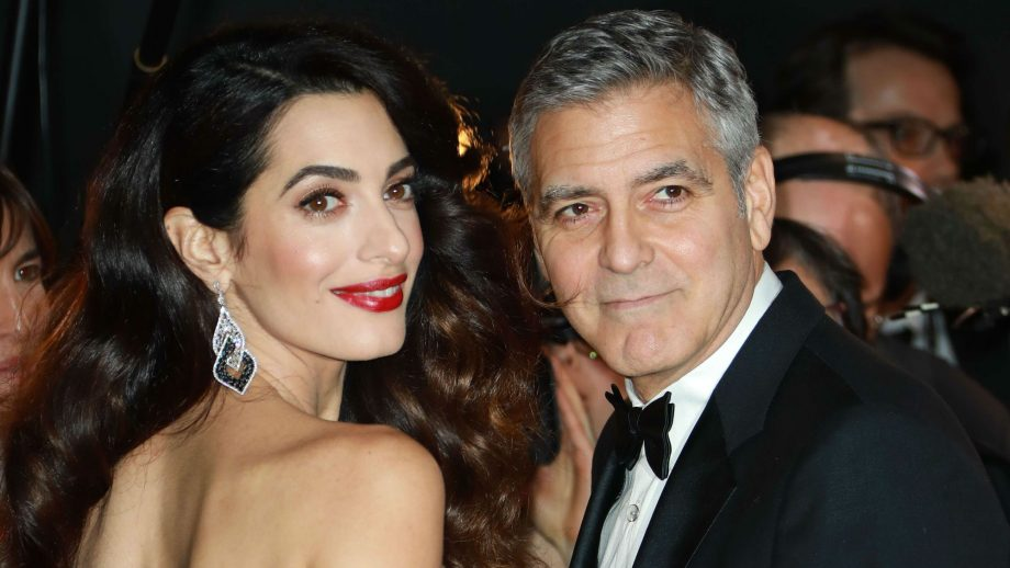 George and Amal Clooney are helping 3000 Syrian refugee children