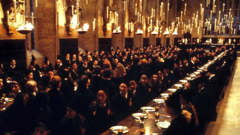 You can now brunch Harry Potter style in London