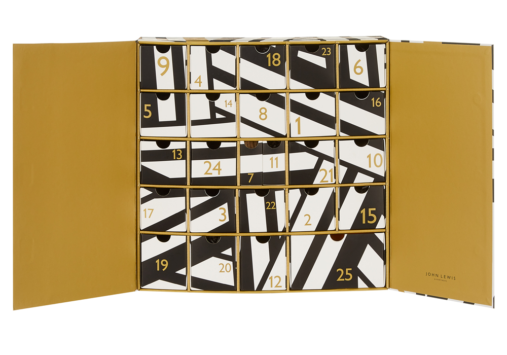 beauty advent calendars John Lewis