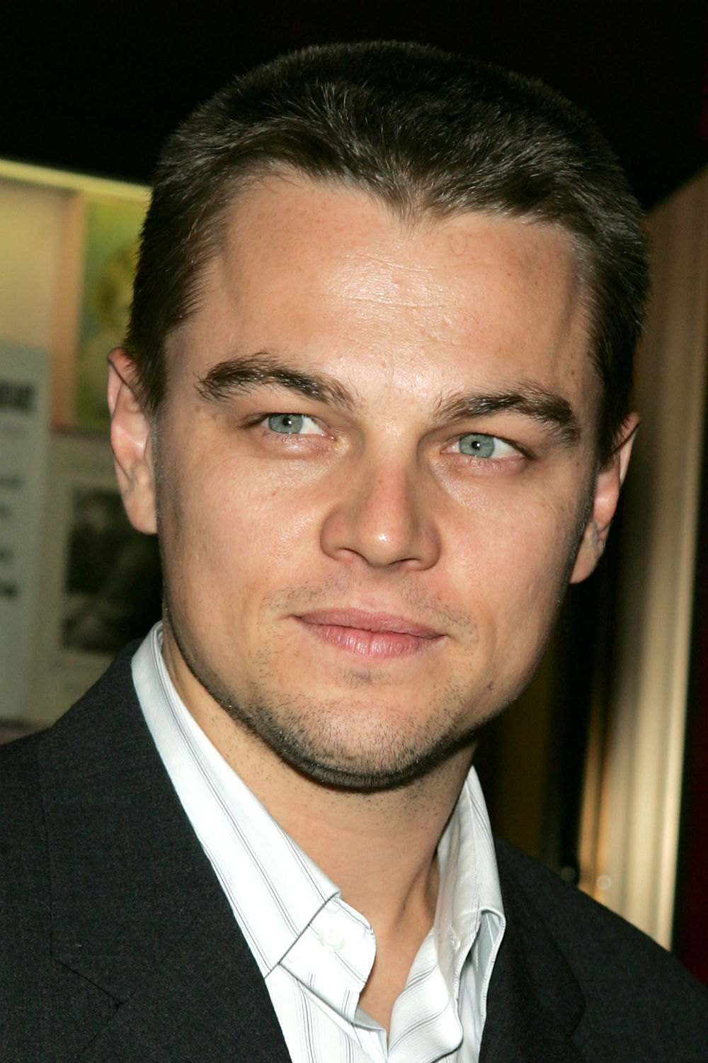 leonardo dicaprio hair style an ode to the evolution of leonardo dicaprio s hairstyle 9600