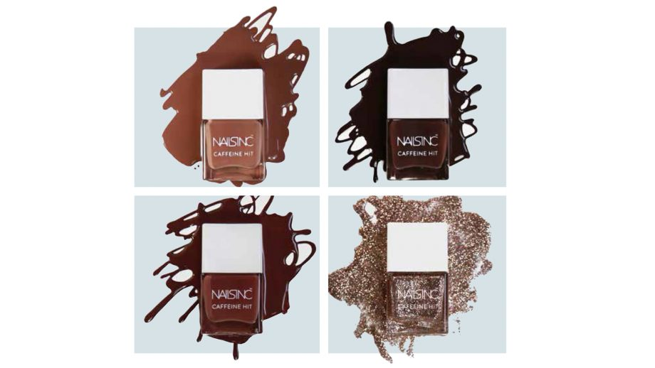 20 Off The Caffeine Hit Collection At Nailsinc