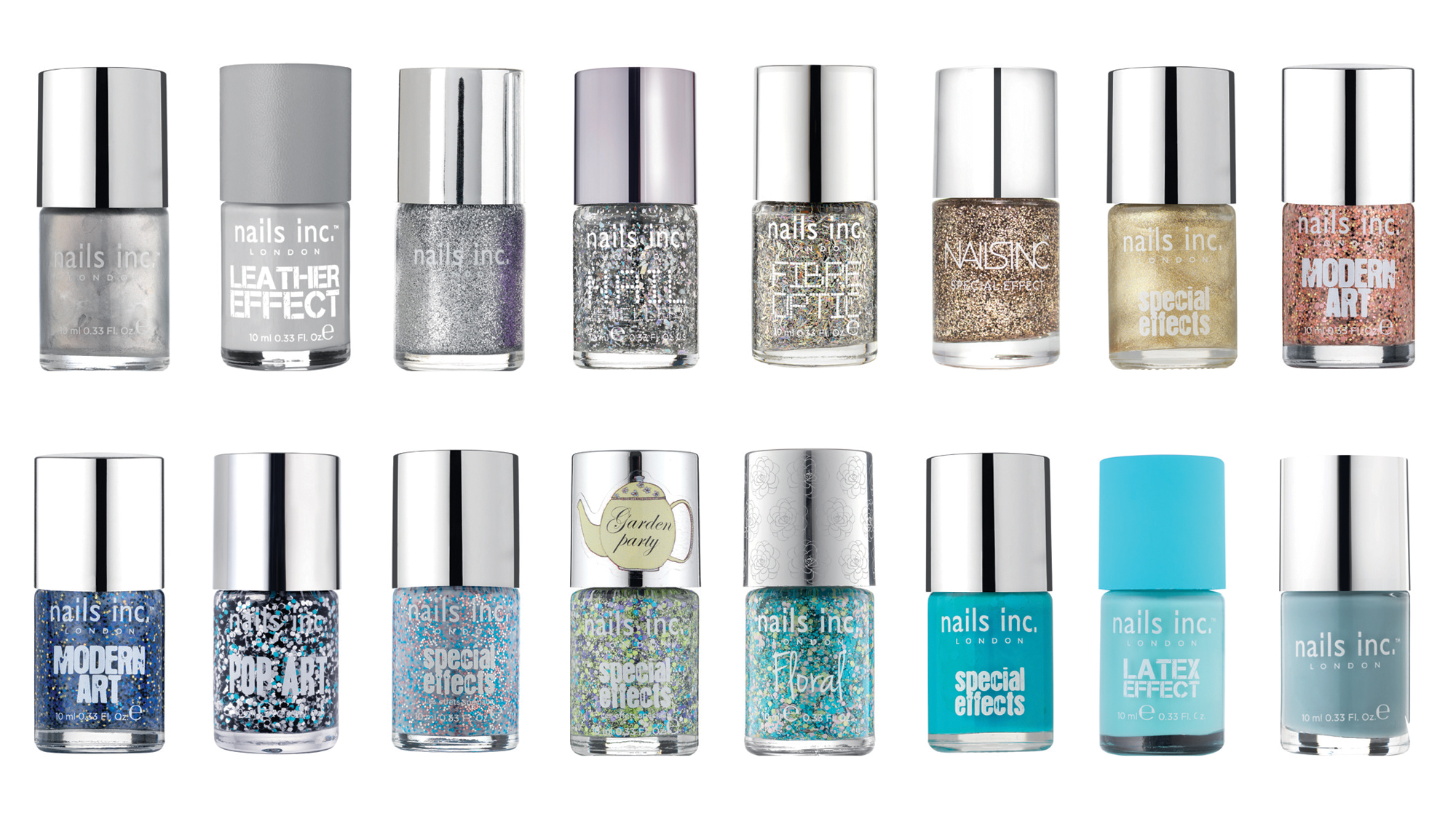 Free Nails Inc polish worth £11 with October Marie Claire