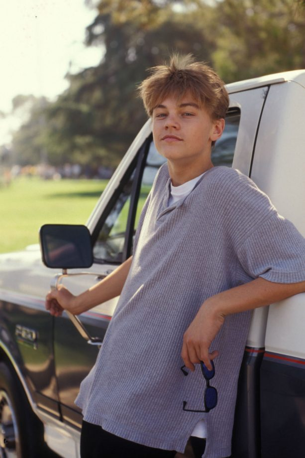 An Ode To The Evolution Of Leonardo DiCaprio\u0027s Hairstyle