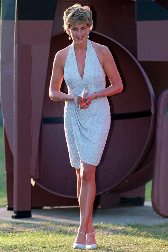 e4c9bc1ee029 Princess Diana s Most Iconic Style Moments From Revenge Dress To Wedding