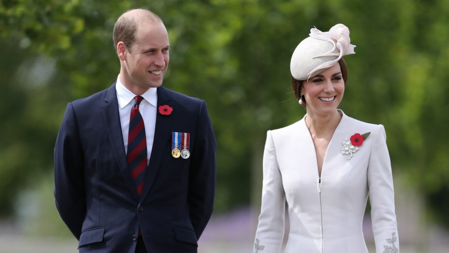 duke and duchess of cambridge roles