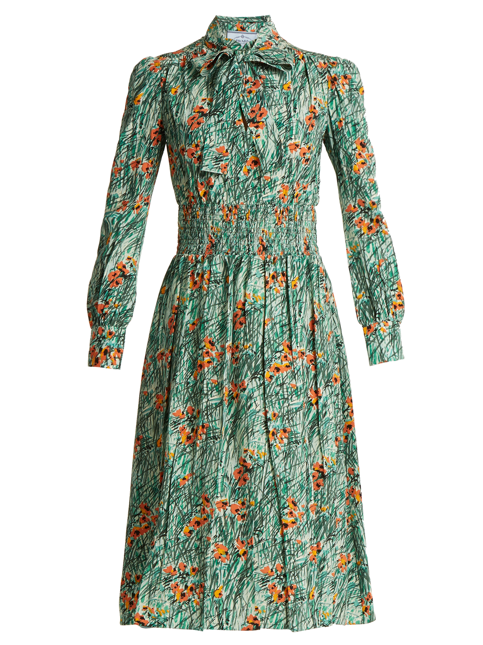Duchess of Cambridge Prada dress