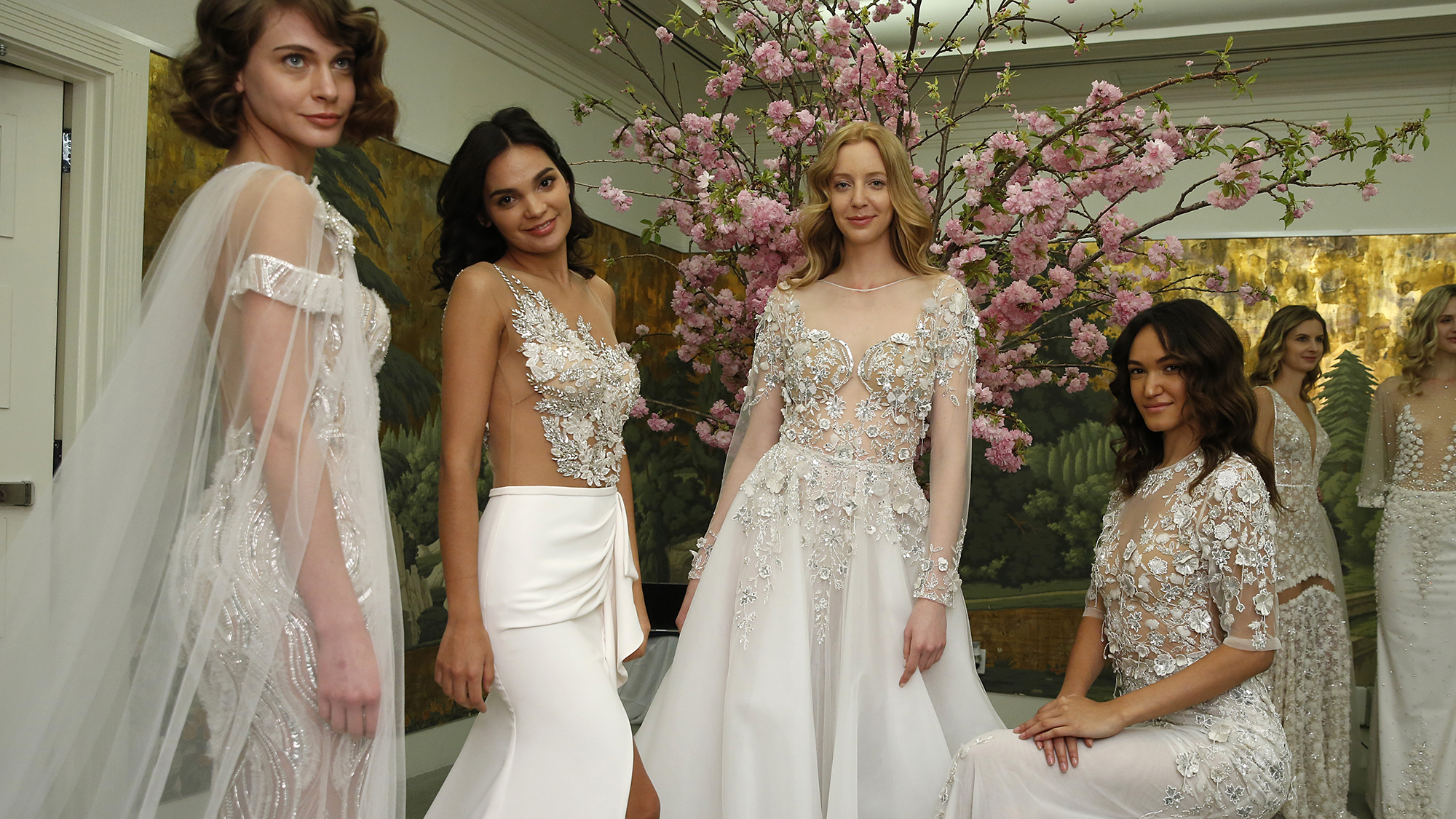The Best Lace Wedding Dresses To Feel Like Kate & Pippa Middleton