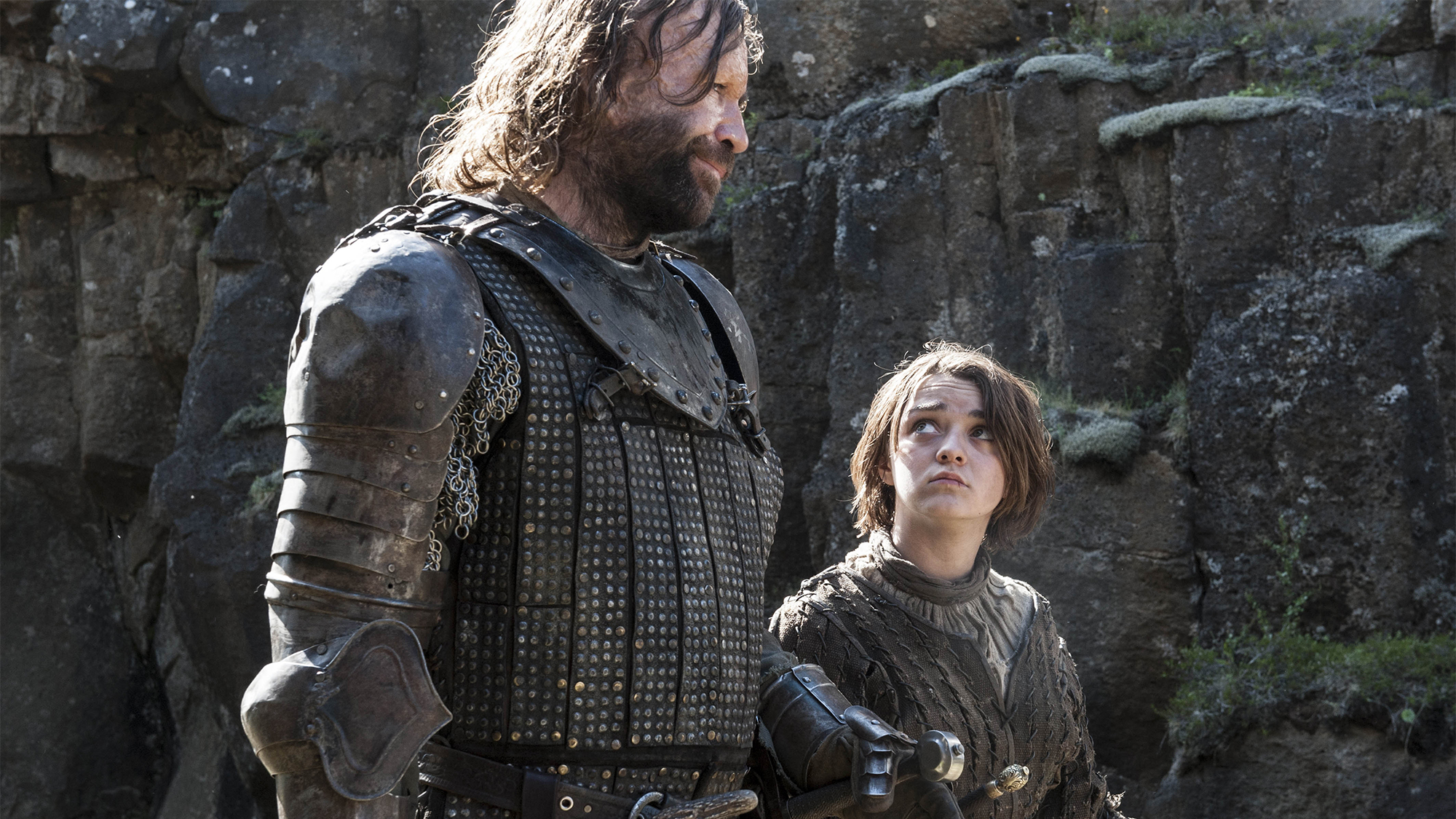 The important details you missed from Arya and Brienne's intense fight advise