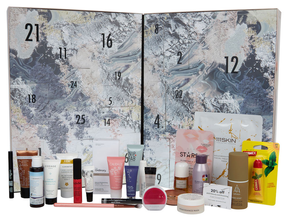 beauty advent calendars ASOS