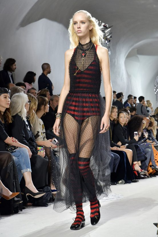 66c3b59d962 Why Dior s SS18 collection might be the most powerful yet