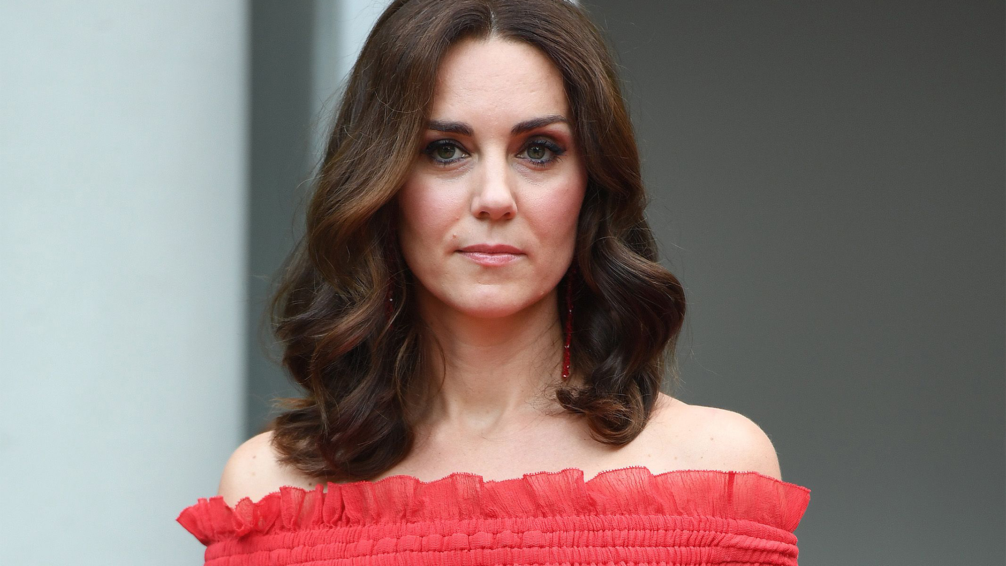 Another A-lister has been admitted to hospital with hyperemesis