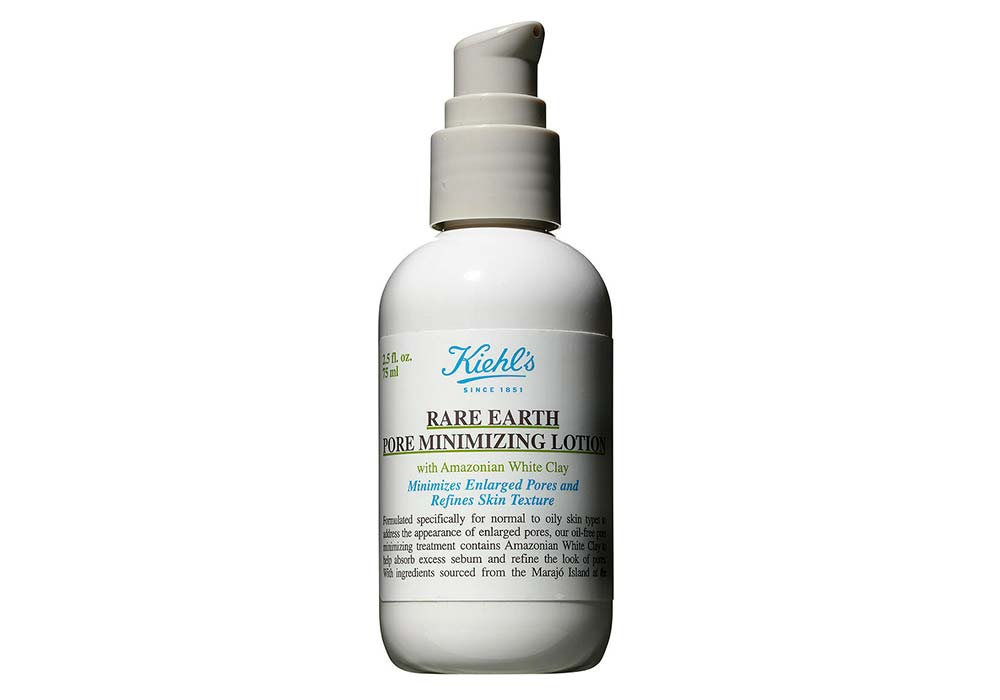 moisturiser for oily skin and open pores Kiehls