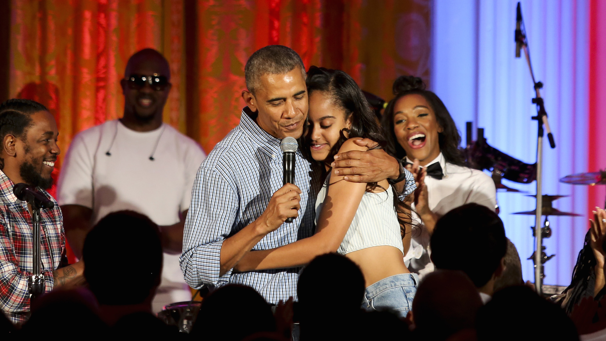 Here's why the internet is divided over Malia Obama's secret Facebook account