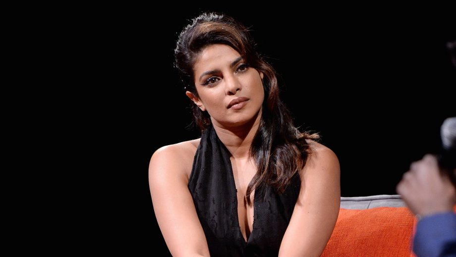 Priyanka Chopra just made an emotional statement on enduring racist bullying