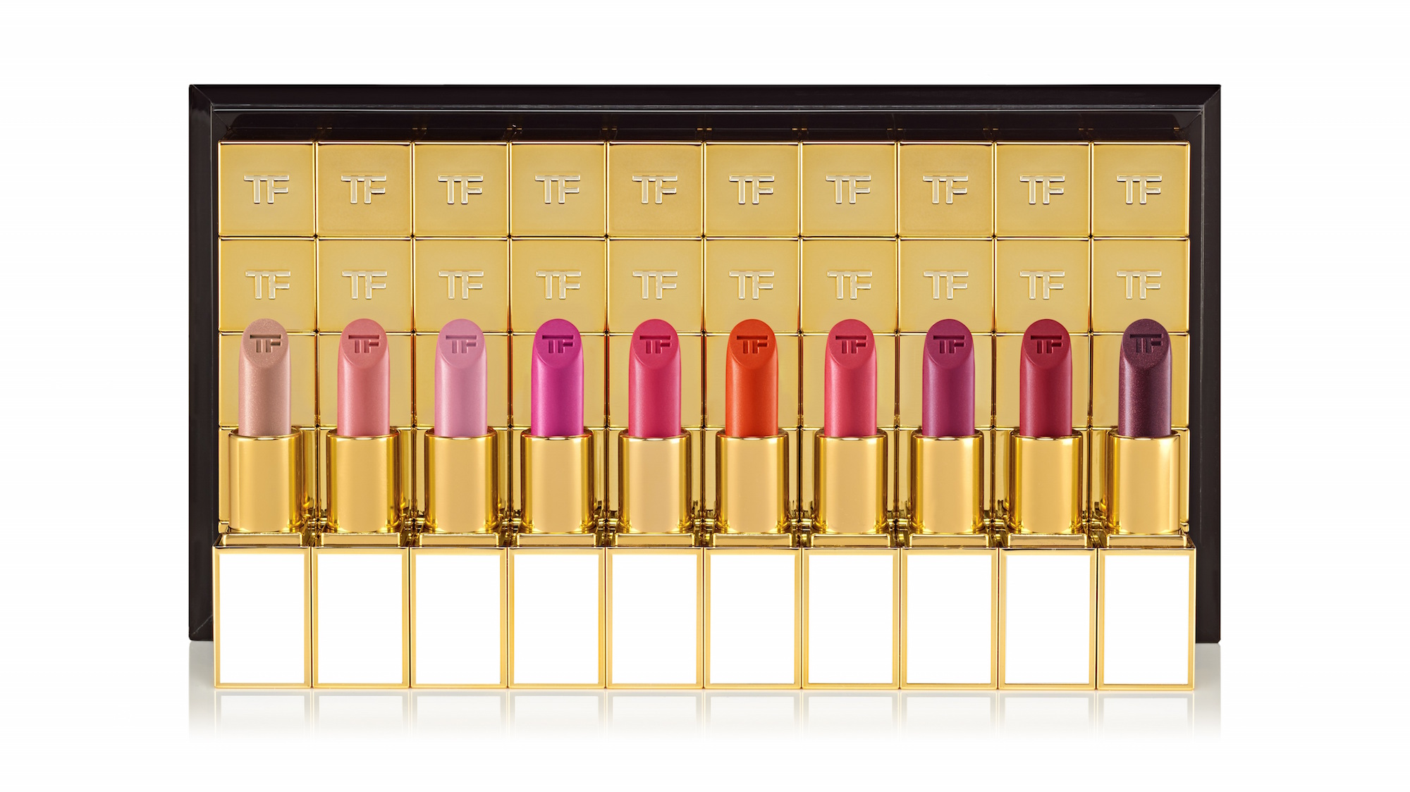 Over 50 new Tom Ford lipsticks are dropping tomorrow so take out a bank loan