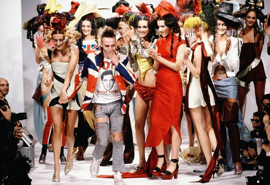 The Best Catwalk Shows Ever, By Chris Moore