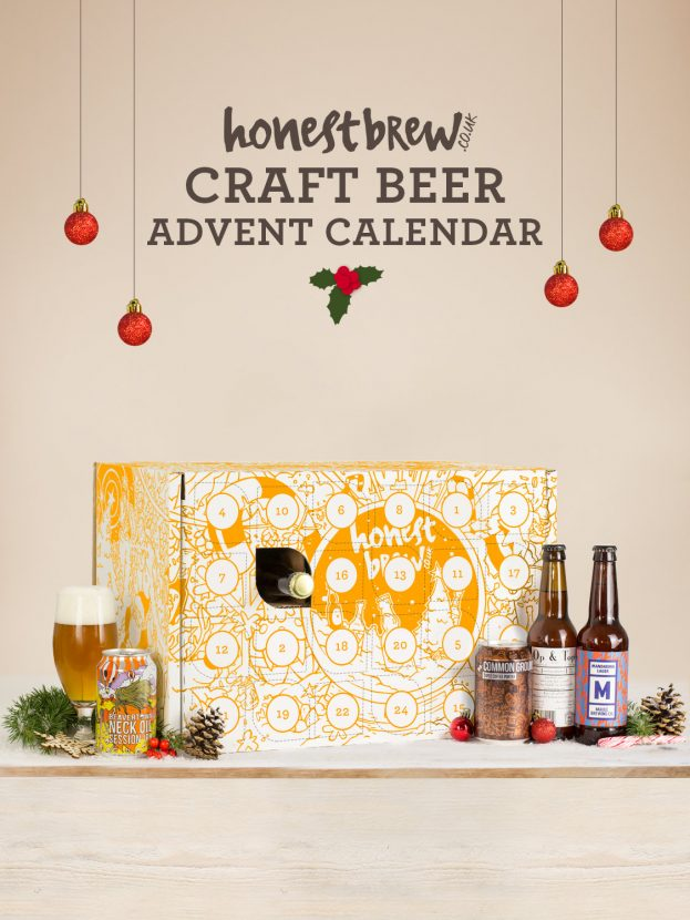 treat yourself or a loved one to one of these alcohol advent calendars