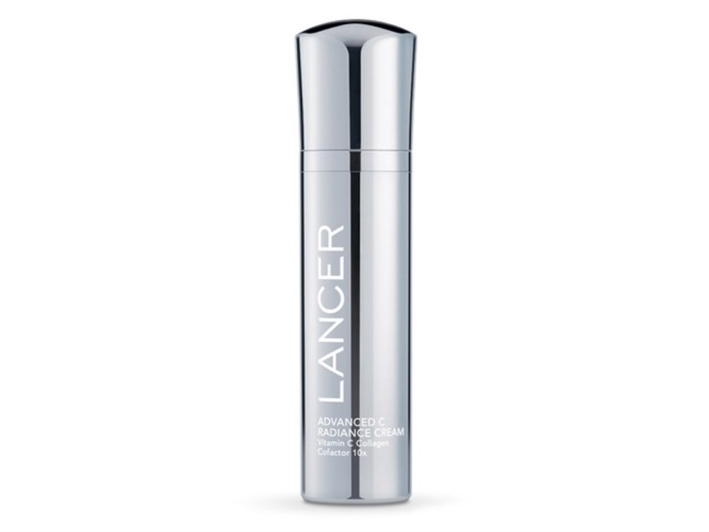 anti-ageing products Lancer Advanced C Radiance Treatment