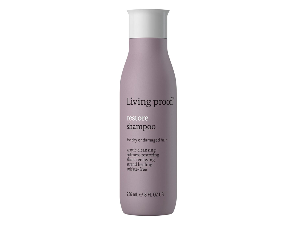 best sulphate free shampoo Living Proof