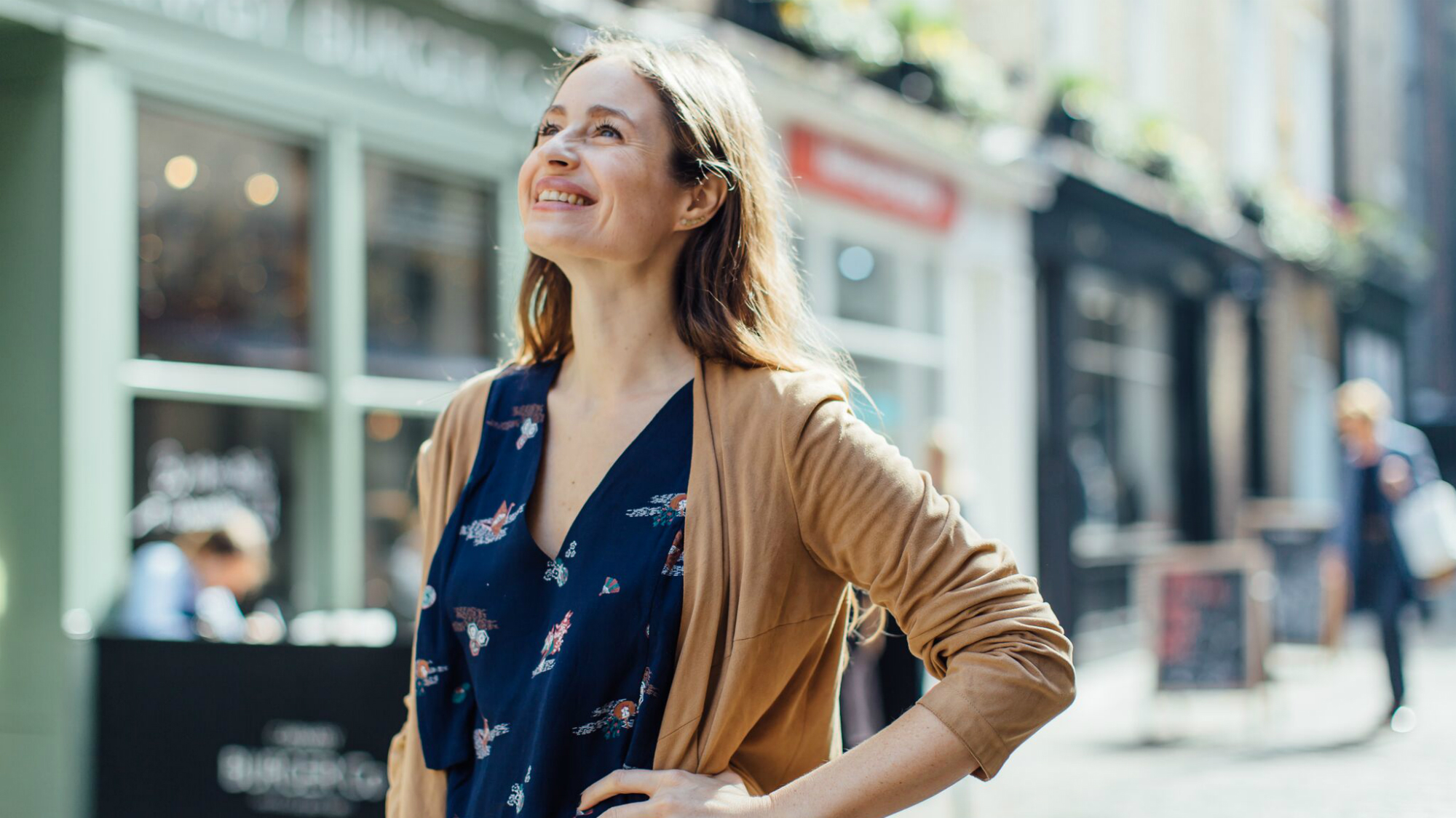 Andrea Thompson Hot 1 in 5 of us battle anxiety so we asked a meditation expert