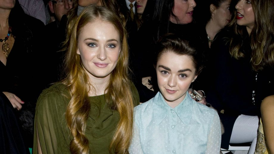 Sophie Turner Wedding.Here S Why Maisie Williams Missed Sophie Turner S Wedding
