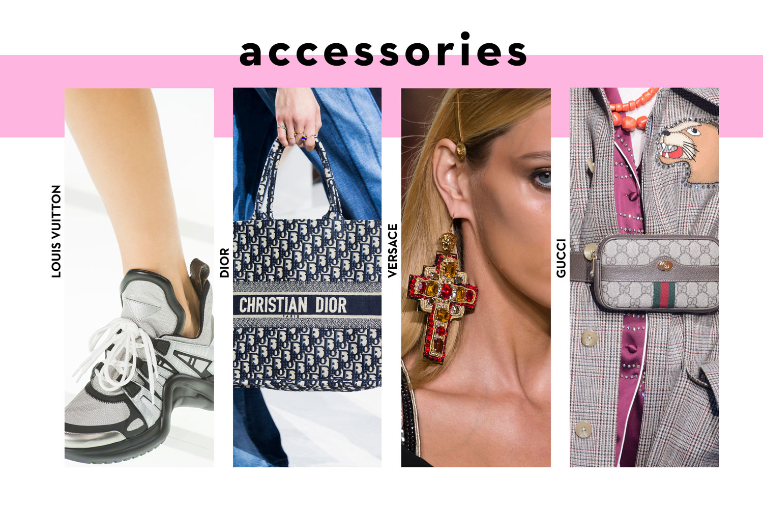 Summer fashion trends 2018 accessories