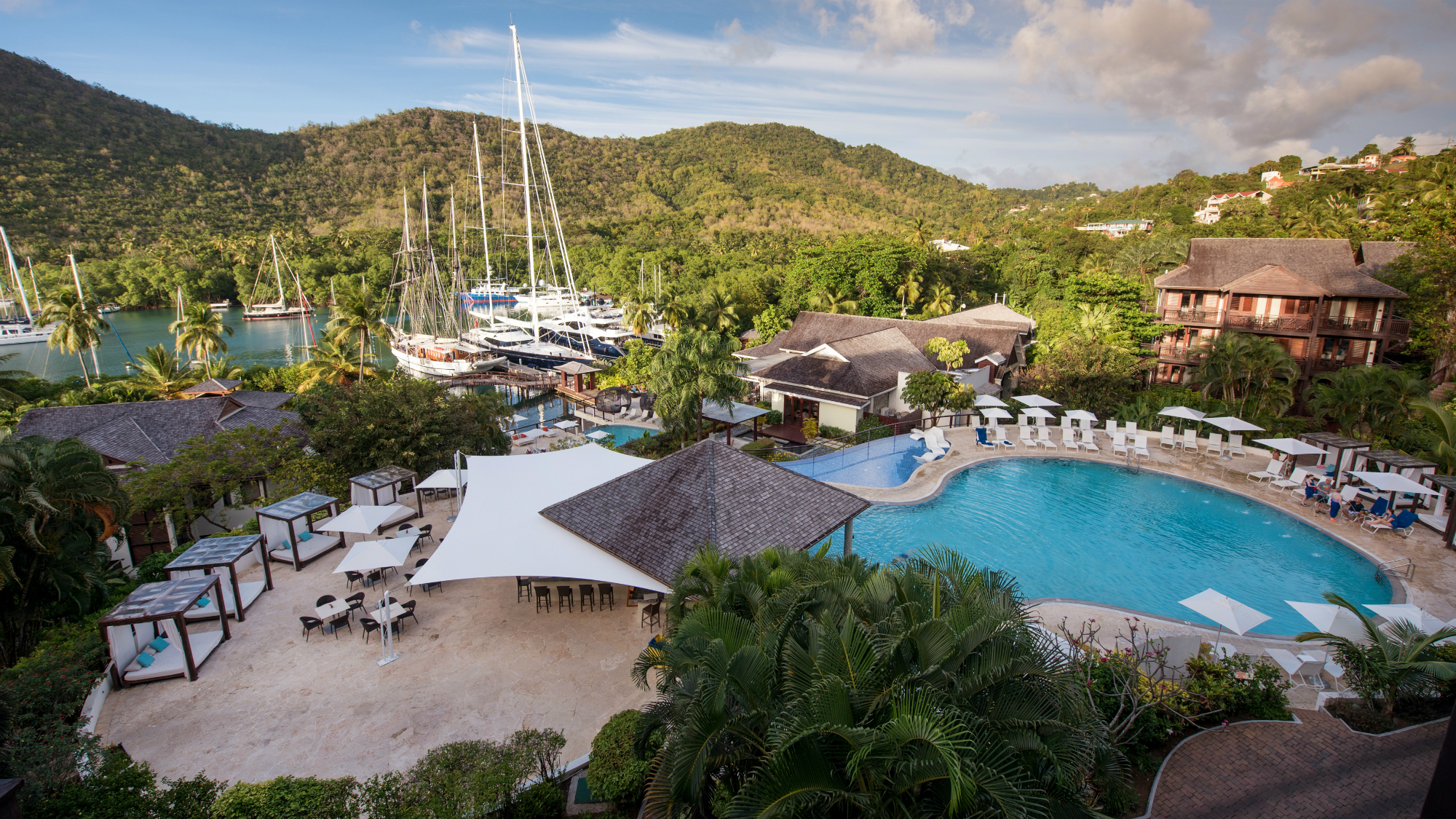 St Lucia: your new go-to destination for winter sun