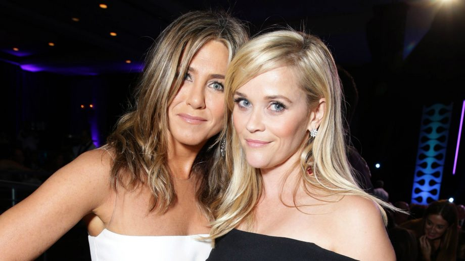 jennifer aniston reese witherspoon TV series