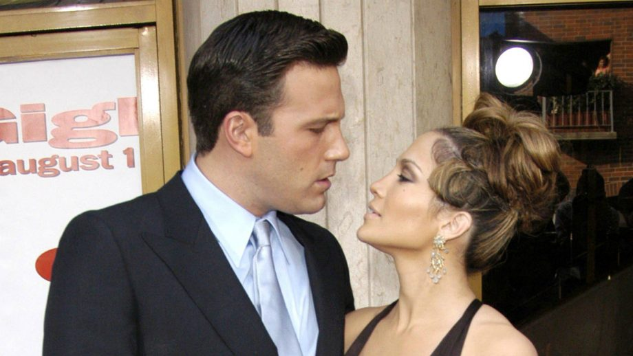 Is this the film that ended Jennifer Lopez and Ben Affleck's relationship?