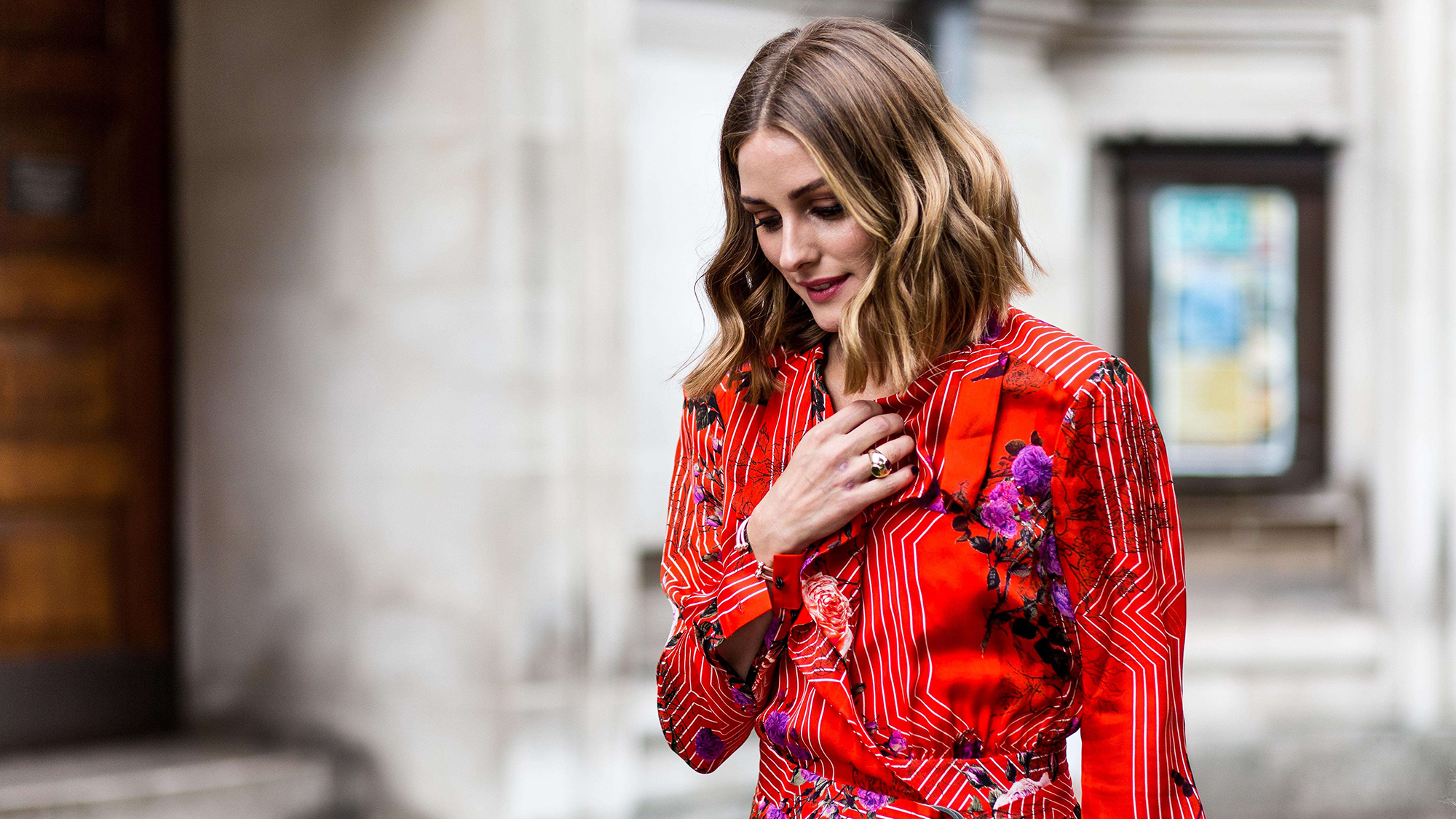You know that L.K.Bennett Preen dress Olivia Palermo wore It's now 25 off