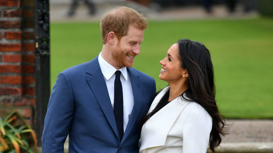 prince harry and meghan markle wedding date