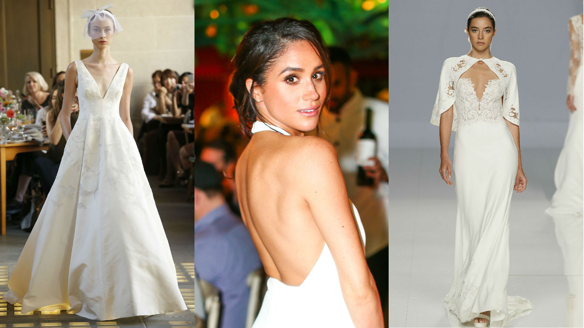 Who will meghan markles wedding dress designer be ombrellifo Choice Image
