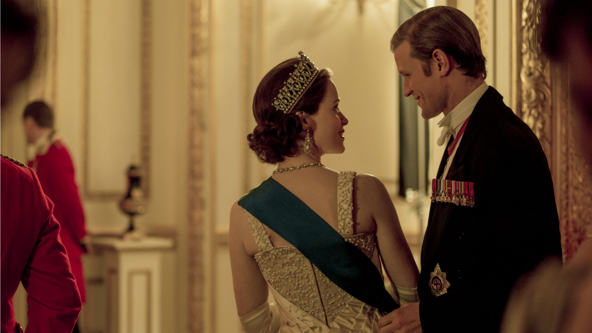 the crown season two review