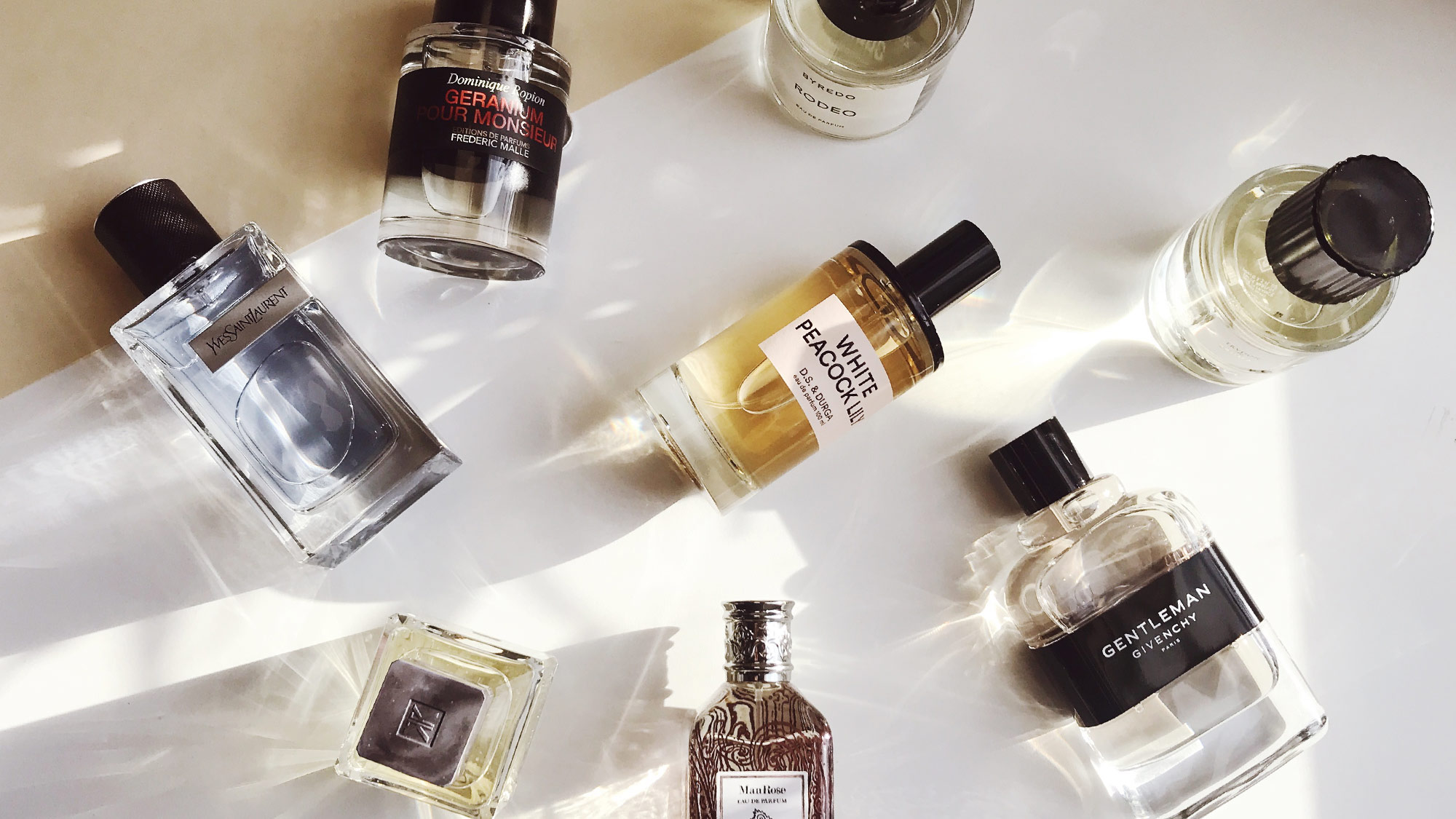 The Marie Claire Perfume Directory Best Perfumes In The World