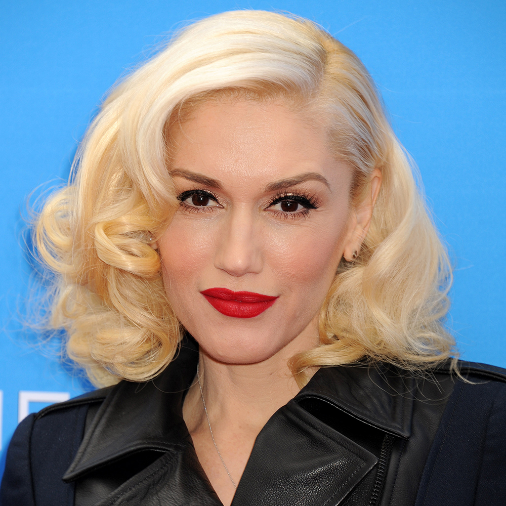Gwen Stefani on heartbreak, space buns and her love of red lipstick