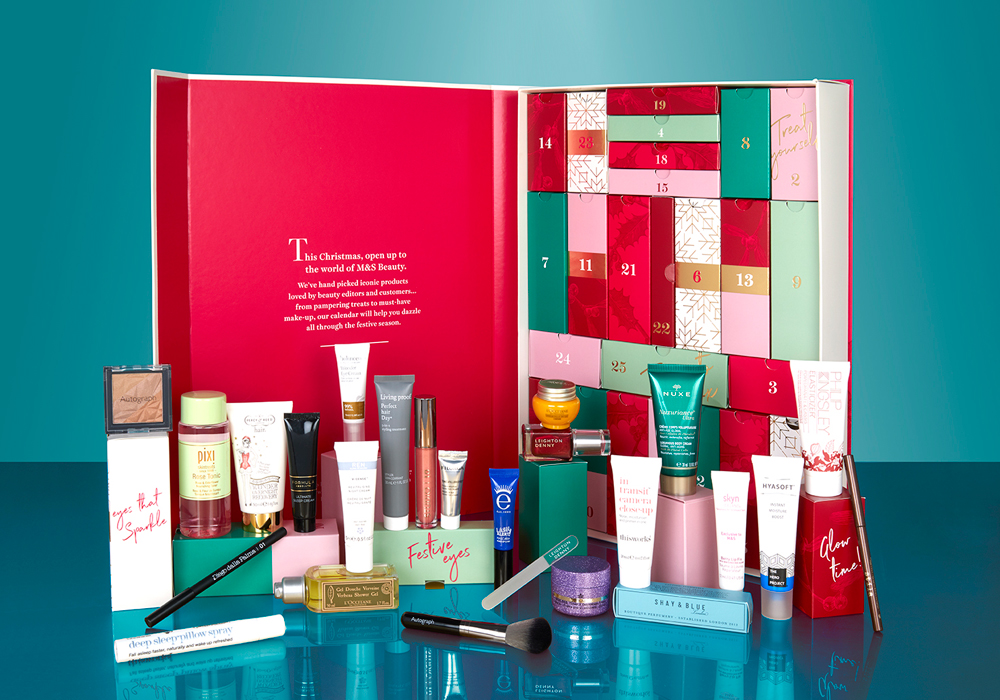 The face shop christmas gift set 2019
