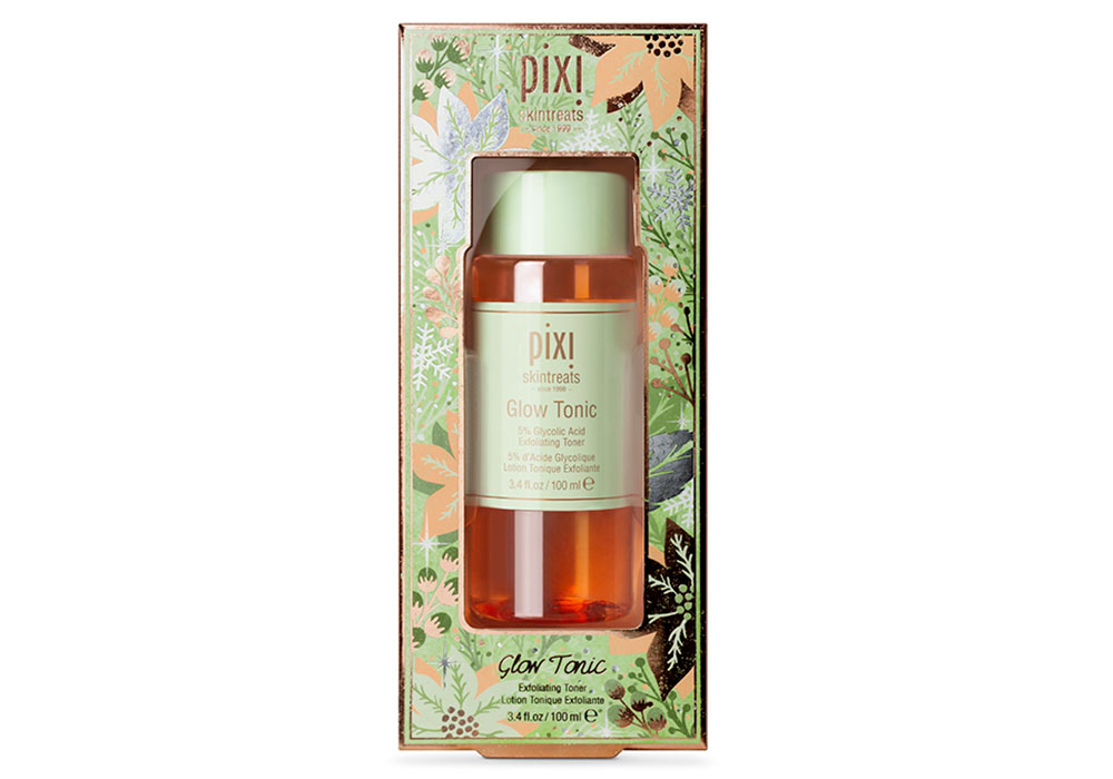 stocking fillers for her beauty Pixi Glow Tonic